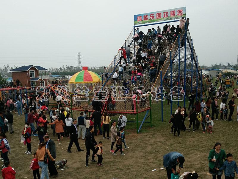 山东体能乐园