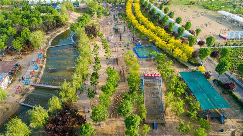 许昌市建安区乐佳生活美学农场项目完工